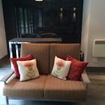 Seating Area Oak Lodge