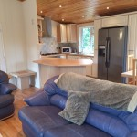 Kingfisher Lodge Living Area