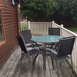 Kingfisher Lodge Decking
