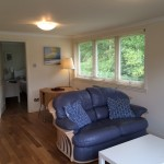 Leven Lodge Living Area
