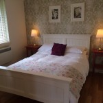 Leven Lodge Double Bedroom