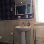 Leven Lodge Shower Room